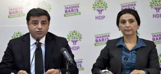 Turkîye: Ji hevserokên HDPê re xwestina cezayên rekor