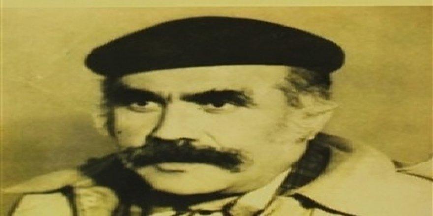 Özçelik: Ma Welatperwerê Kurd o ercîyaye Edîp Karahanî bi hurmet yad kenê