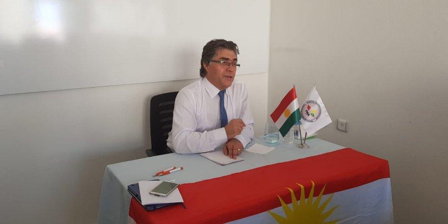 Mustafa Özçelik: Ziwanê Kurdkî  bingeh û heykelê estbîyayîşê Miletê Kurdîyo