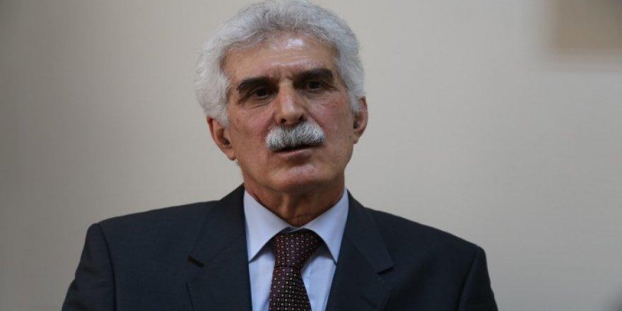 Şerefxan Cizirî: Rêxistinên Kurdan Wan Fêrî Tirkî Dikin