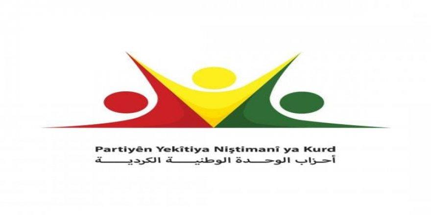 Li Rojavayê Kurdistanê Tifaqeke Nû Hate Ragehandin