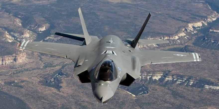 Li Amerîkayê balefira F-35 ket