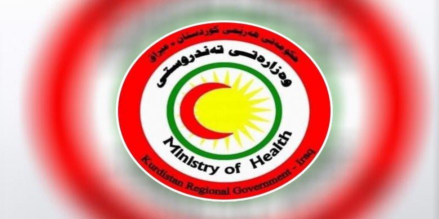 Başûrê Kurdistanî de 10 kesê bînî bi Covid-19 kewtî