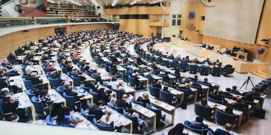 Çar Kurdên ku parlamenterên Swêdê ne, bûn armanca êrîşên Tirkîyê