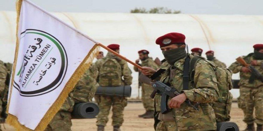 5 Jinên Kurd di zindaneke grûpa Hemzat de hatin dîtin