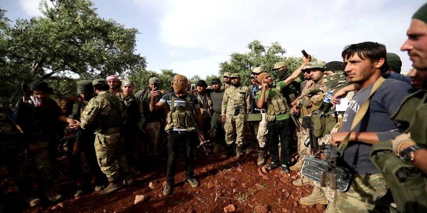 Tirkîya DAIŞijêko verîn zî mîyan de 50 çekdarê Sûrîyeyijî erşawitî Lîbya