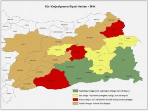 Li Bakur nifûsa kurdistanîyan bi ser 16 mîlyonî ket
