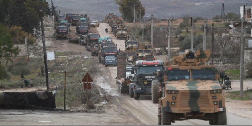 Artêşa Tirk, zêdetir hêz û alavên serbazî şandin ser sînorê Sûrîyê