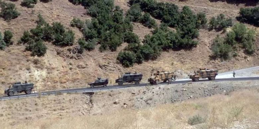 Li Dêrsimê di navbera PKKê û hêzên Tirkîyê de şer derket