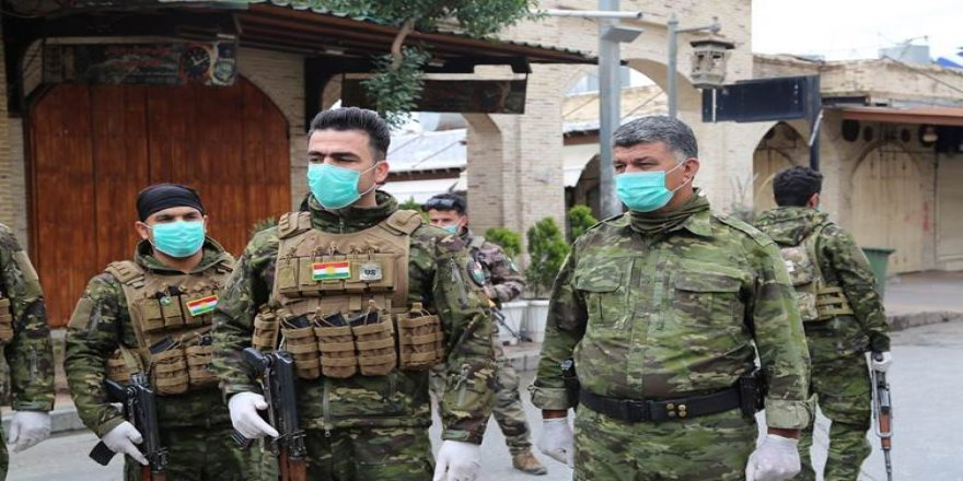 Li Herema Kurdistanê rewşa dawî ya koronavirûsê