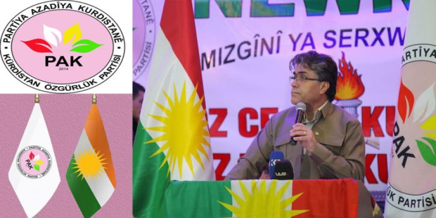 Seroke Giştî yê PAKê Mustafa Özçelik pirsên Rojikurdê bersîvand
