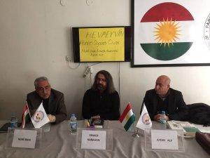 Li PAKa Diyarbekir gotûbêjek li ser huner, siyaset û civakê