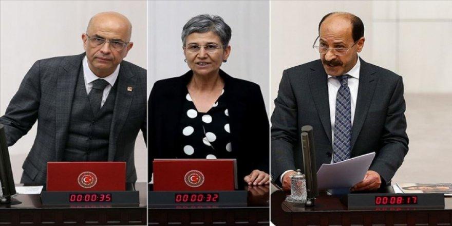 2 ci HDP ra yew CHP ra parlementerîya 3 wekîlîlan amey wardayene
