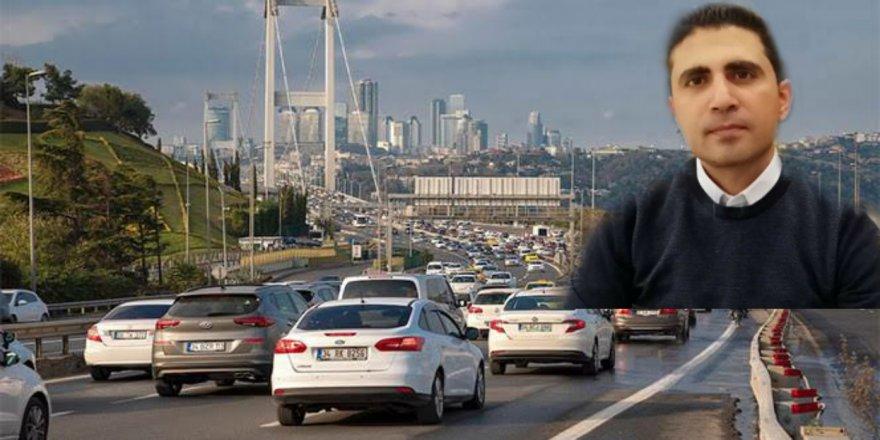 Enwer Yimazî Nuşt: Hukmat qey beranê Îstanbulî nêqefilneno!