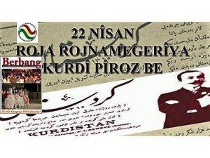"""FKKS: """"118 salîya Rojnamegerîya Kurdî pîroz be!"""""""