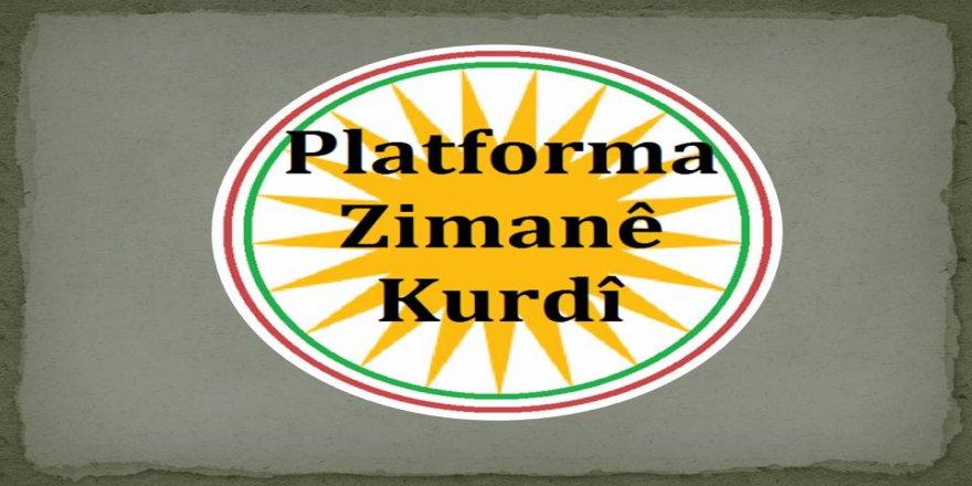 PZK: Êrîşên Li Ser Zimanê Kurdî Berdewam in…