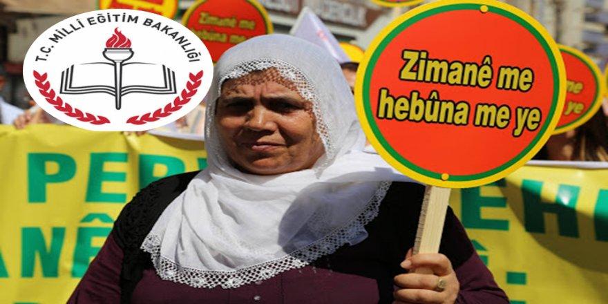 MEB'ê 'Cejna Zimanê Kurdî' red kir