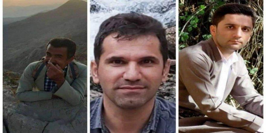 Rojhelatê Kurdistanî: 3 aktîvîstî şewat de merdî
