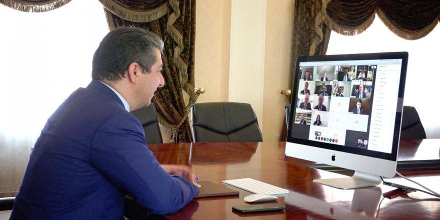 Mesrûr Barzanî: Em ti demekî tewîzê ji mafên destûrî yên herêma Kurdistanê nadin