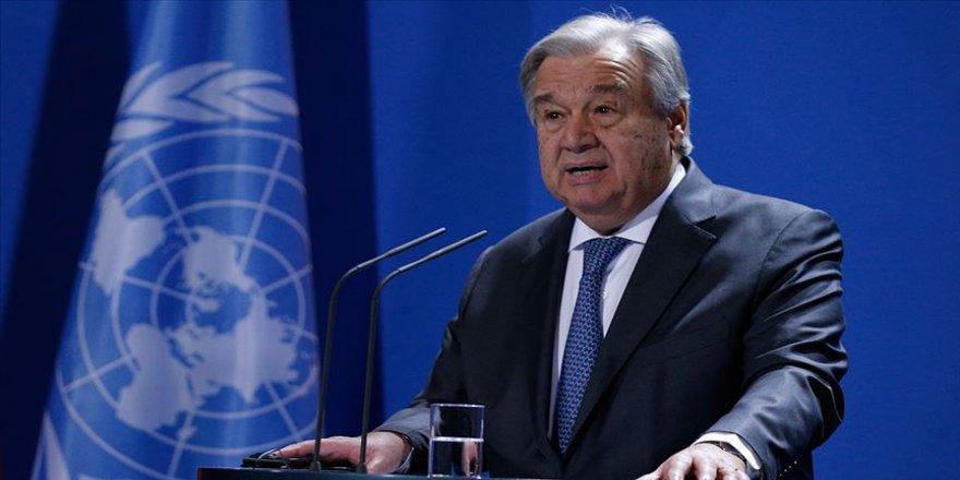 Guterres: DAIŞ xwe li Iraq û Sûrîyê rêk dixe