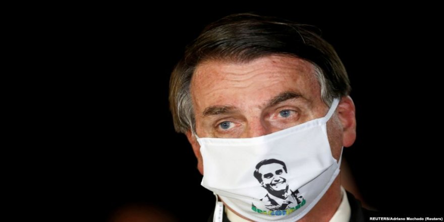 Serokê Brezîlya Bolsonaro bi COVID-19 Ket