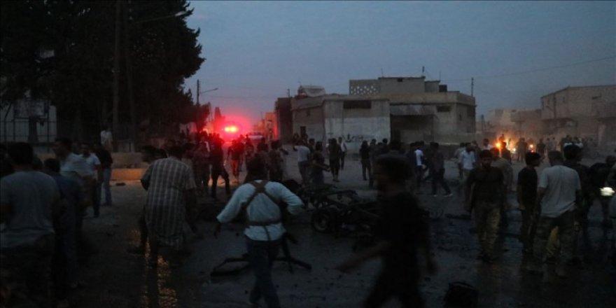 Rojava: Teqayîşê Girê Spî de 6 tenî merdî