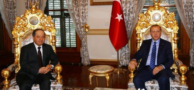 Stenbol: Barzanî ji aliyê Erdogan ve hat pêşewazîkirin!