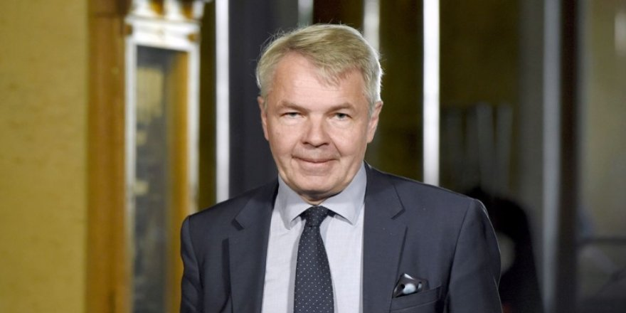 Wezîrê Derve yê Finlandayê serdana Hewlêrê dike