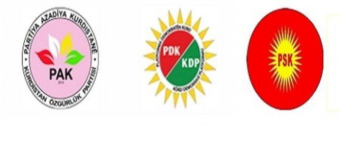 Şerê Navxweyî ji Miletê Kurd re xizmetê nake
