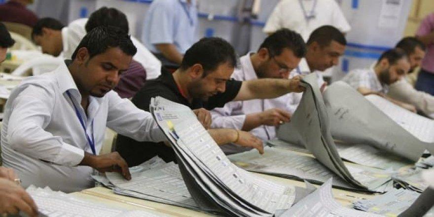 Li Iraqê hilbijartina pêşwext hate ragihandin