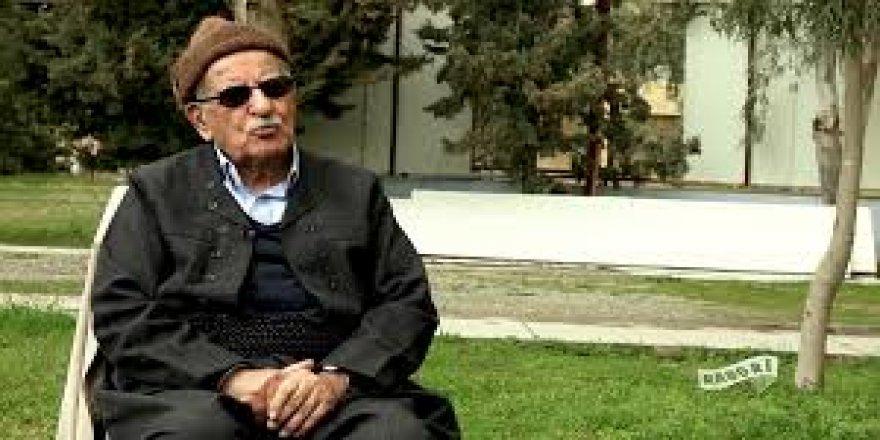 Mustafa Özçelik: Em Bi Koça Dawîya Kak Celîl Gadanî Xemgînin