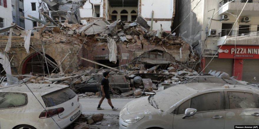 Beyrût: Hûmara merdeyan resa 137 kesan