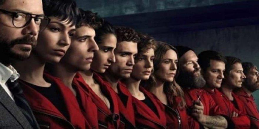 Sezona 5ine ya rêzefîlma La Casa De Papel yena antiş