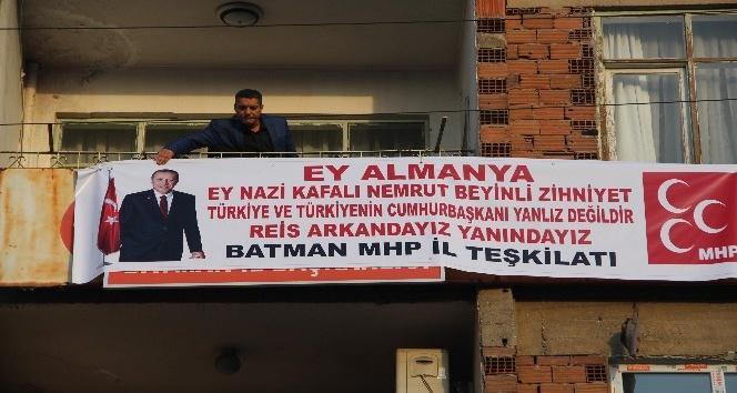 Ev kurdê me yê MHPyî ye; dersê dide Almanya!?