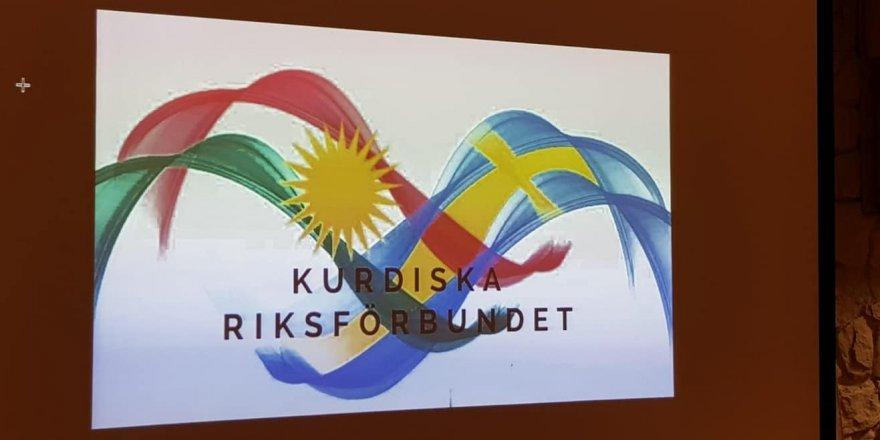 Li gel xeterîya Coronayê Kongreya  Federasyona Komelên Kurdistanê di salonê de çêbû