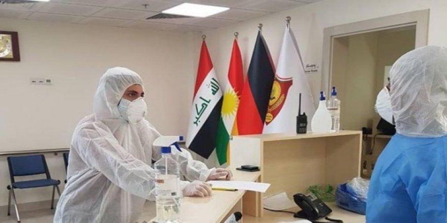 Li Herêma Kurdistanê 566 kesên din bi Koronayê ketin