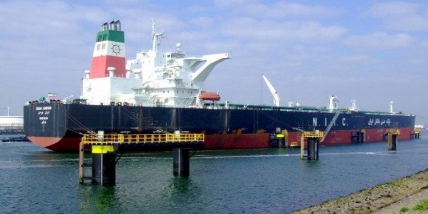 Amerîka dest rona 4 keştiyanê petrolî yê Îranî ser