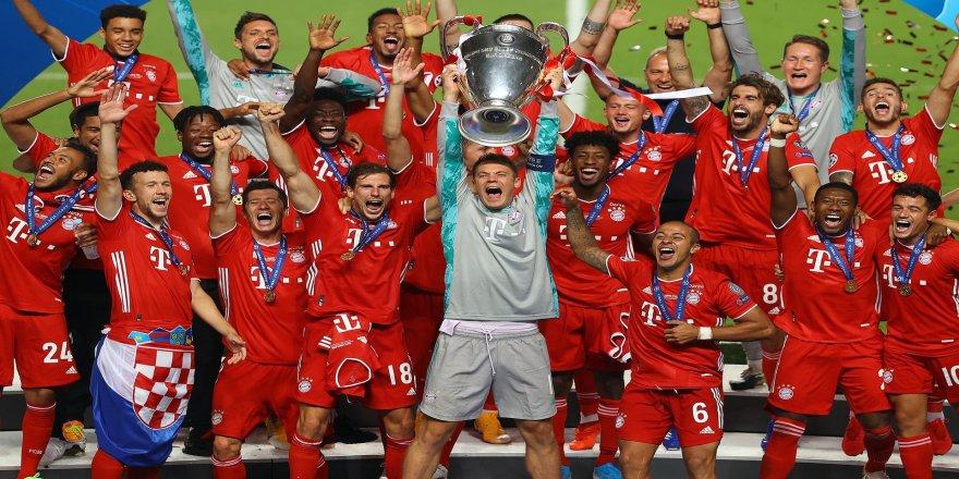 Şampîyonê Lîga Şampîyonan a UEFAyê bû Bayern Munich