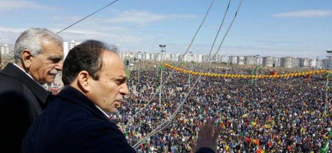 """Bakurê Welêt: Newroz bû qada propagandaya """"NA"""""""