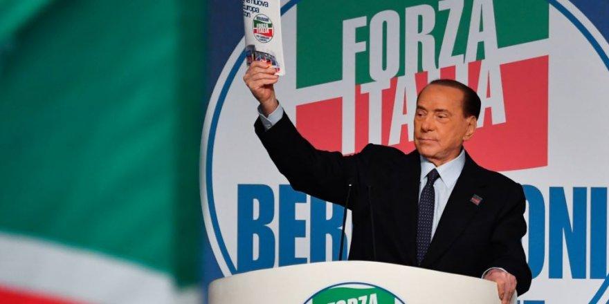 Serokwezîrê Berê yê Îtalya Berlusconi bi Vîrusa Korona Ket