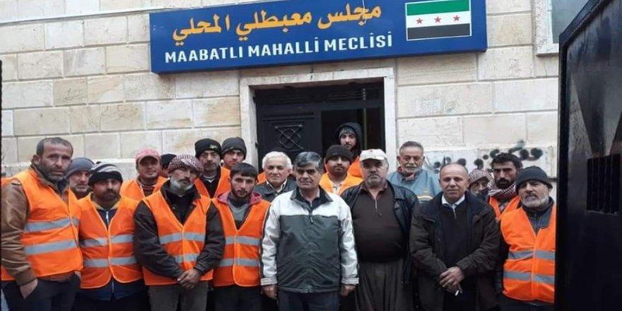 Li Efrînê çekdaran 9 kes revandin