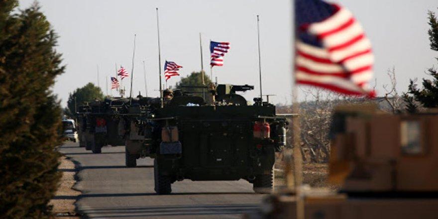"""""""Amerîka 60 otomobîlên serbazî derbasî Rojava kir!"""""""