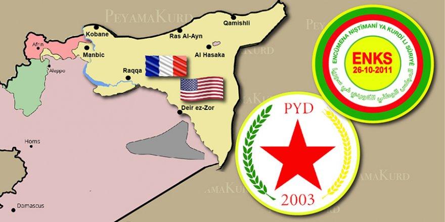 PYD: Me bi ENKSê re bi navê 'Lêvegera Bilind a Kurd' li ser 6 xalan li hev kir