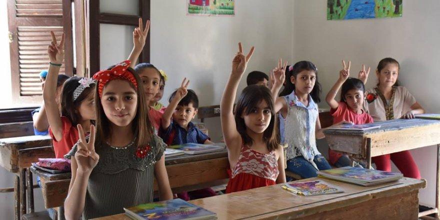 Li Rojavayê Kurdistanê dibistan 27ê Îlonê vedibin