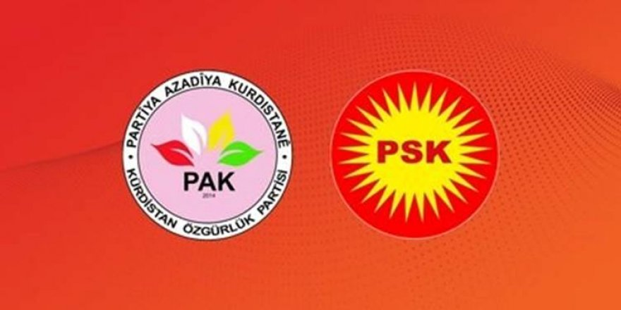 PAK û PSK ra Seba Serrgêra Referandûmê Xoserîya Kurdistanî Amed de Kombîyayîşê Çapemenî virazenê
