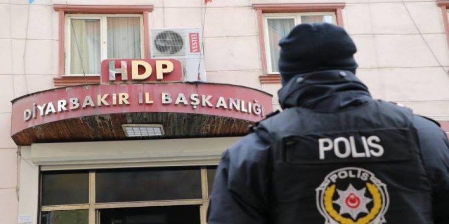 Li dijî HDP'ê operasyona 'Kobanê': Gelek kes hatin binçavkirin