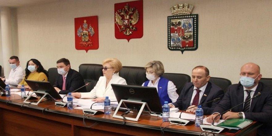 Kurdek li Rûsyayê dibe Cîgirê Serokê Parlementoyê