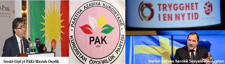 """""""Dewletên dagîrkerên Kurdistanê çavkanîyên terorê ne"""""""