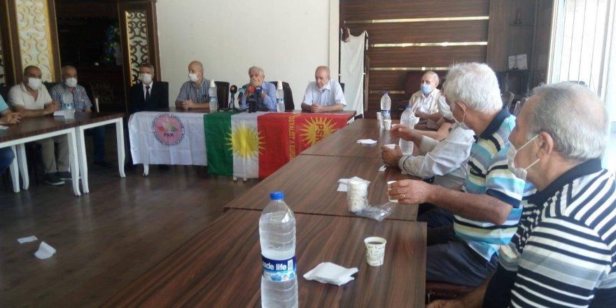 Serrgêra Referandûmê Xoserîya Kurdistanî de hetê PAK û PSK ra beyanato hempar