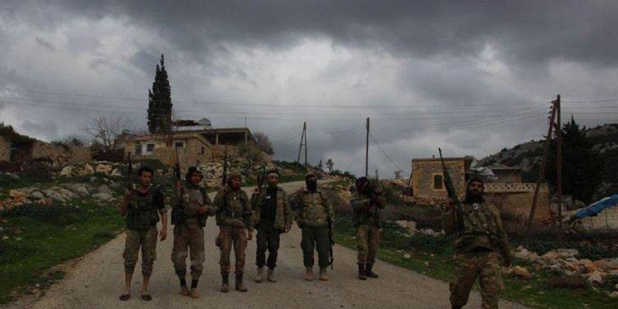 Efrîn de çekdarê girêdayîyê Tirkiya 8 kesî remnay